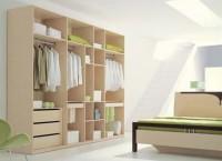 đóng tủ quần áo, tủ âm tường theo yêu cầu