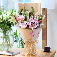 Free delivery when order flowers at florist hanoi online