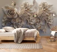 Gạch tranh 3d-sự chọn lựa hoàn hảo cho ngôi nhà hiện đại