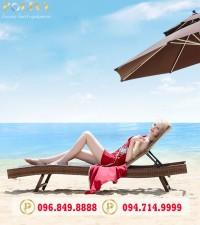 Ghế tắm nắng sở hữu những tính năng nào nổi trội - poliva.vn