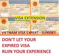 Gia hạn visa hoặc cấp mới visa du lịch