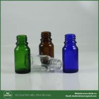 Giá thành sản phẩm vỏ chai đựng tinh dầu giá tốt.