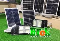 Giải pháp đèn năng lượng mặt trời cho các hộ gia đình..
