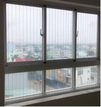 """Giải pháp thay thế """"chuồng cọp"""", """"lồng kính"""" bằng lưới an toàn cửa sổ chung cư"""