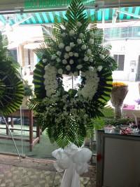 Giao hoa chia buồn đám tang tại tphcm giao nhanh