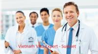 Giấy khám sức khỏe cho người nước ngoài