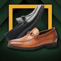 Giày tăng chiều cao maxi cho nam và nữ, kiểu dáng thời trang