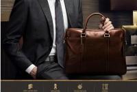 Giới thiệu dòng túi xách cặp da nam đẹp được anh em ưa chuộng nhất 2017