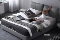 Giường đôi cao cấp và sang trọng