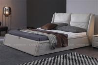 Giường ngủ chung cư hiện đại