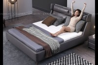 Giường ngủ đẹp phong cách hiện dại