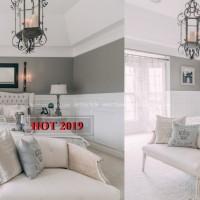 Giường ngủ đẹp siêu hot năm 2019