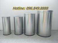 Gợi ý các mẫu thùng rác bằng inox phổ biến nhất hiện nay