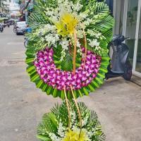 Hoa tang lễ giá rẻ - miền phí giao hoa