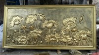 Hoa sen và chim hạc, biểu tượng của phong thủy