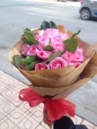 Hoa tươi bà rịa vũng tàu, những mẫu hoa bó đẹp ở bà rịa vũng tàu