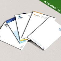 In chg chuyên nhận thiết kế và in ấn giấy tiêu đề chất lượng