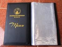 In quyển menu da nhà hàng giá rẻ tại xưởng