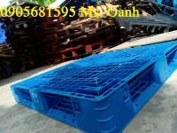 Kệ pallet nhựa xanh cần thanh lý tại quảng trị 0905681595