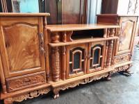 Kệ tivi mẫu mới nhất thị trường, gỗ tự nhiên, giá xưởng . zalo/ đt: 01228069727