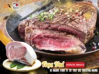 Khoảnh khắc thu vàng rộn ràng ưu đãi giảm giá 32 thịt nạc vai bò hitachi wagyu a