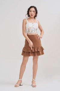Không thể rời mắt khỏi mẫu chân váy ôm ngắn hàn quốc đầy hấp dẫn