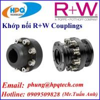 Khớp nối r+w couplings