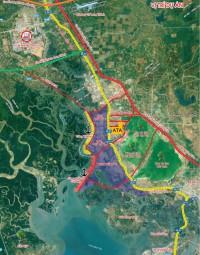 Khu đô thị ata phú mỹ - bán đất nền thổ cư