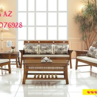 Làm nệm ghế gỗ may nệm lót ghế salon gỗ đệm ngồi ghế sofa gỗ