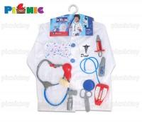 lesheng - bộ đồ chơi y phục và dụng cụ bác sĩ