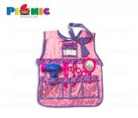 Lesheng - bộ đồ chơi y phục và dụng cụ nhà thiết kế mẫu tóc