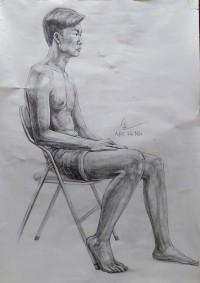Lớp dạy vẽ luyện thi đại học tại hà nội