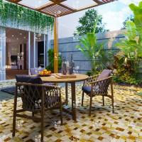 Lựa chọn cách thiết kế tiểu cảnh sân vườn biệt thự đẹp