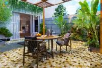 Lựa chọn cách thiết kế tiểu cảnh sân vườn biệt thự..