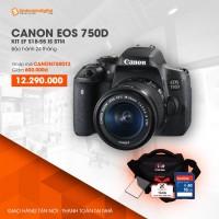 Máy ảnh canon eos 750d khi máy ảnh đại hạ giá