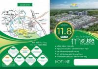 Mở bán khu đô thị ven sông đẳng cấp – tiến lộc garden, giá chỉ từ 11,8 triệu/m2