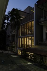 Mẫu nhà phố 4 tầng diện tích 60m2