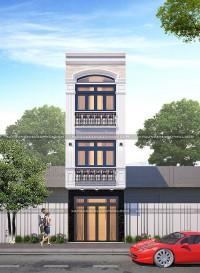 Mẫu thiết kế nhà đẹp 40m2 hiện đại