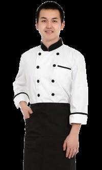 May đồng phục bếp, áo bếp, quần áo bếp