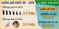 Máy trợ thính stella ưu đãi 30-50% giá máy cho 30 khách hàng đầu tiên
