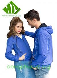 May áo khoác giá rẻ theo yêu cầu tại hcm
