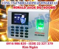 Máy chấm công vân tay dg600bid tích hợp pin giá cạnh tranh.lh:0916986820 ms.ngân