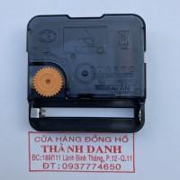 Máy đồng hồ treo tường kim giựt kanwood trục 5mm có kèm kim