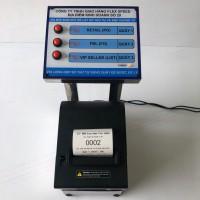 Máy in phiếu thứ tự nút nhấn- thiết bị cấp số thứ tự tự động