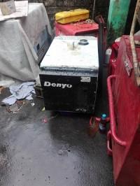 Máy phát điện nhật cũ 5kw denyo giá rẻ tại quảng ninh
