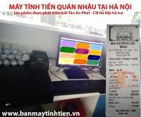 Máy tính tiền quán nhậu