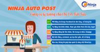 Ninja auto post – công cụ lý tưởng cho chị em bỉm sữa