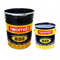 Neomax 820_ chuyên chống thấm sàn mái, sân thượng