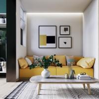 nhà phố đẹp hơn trong thiết kế nội thất hiện đại pha lẫn scandinavia