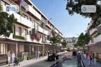 Nhà phố nghỉ dưỡng ven sông 4 tầng, 6x16 giá 2,4 tỷ, trung tâm bến lức-la